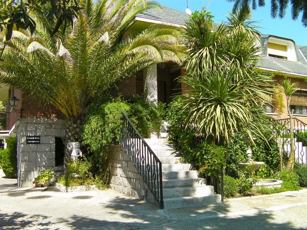 Villa de lujo mansion espa a madrid madrid venta en for Villas de lujo en madrid